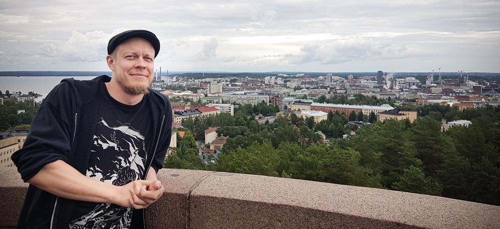 Designer Heikki Kääriäinen